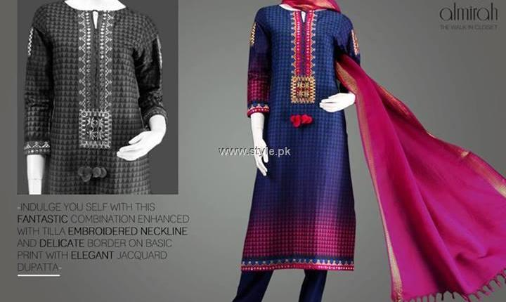 Almirah Eid Collection 2013 for Women