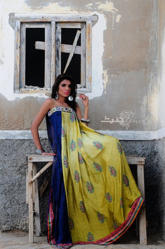 Chunnat Summer Collection 2013 For Women 005