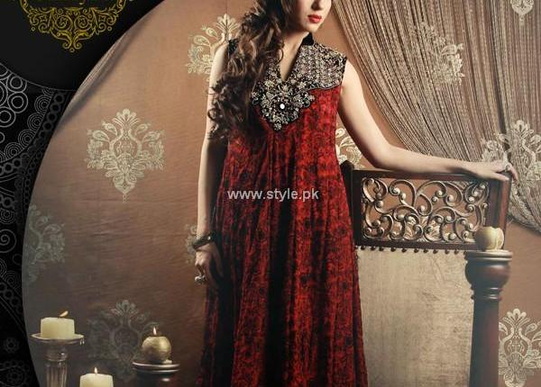 Cimyra Party Wear Dresses 2013 for Eid