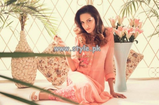 Ethnic by Outfitters Festive Collection 2013 For Women 006