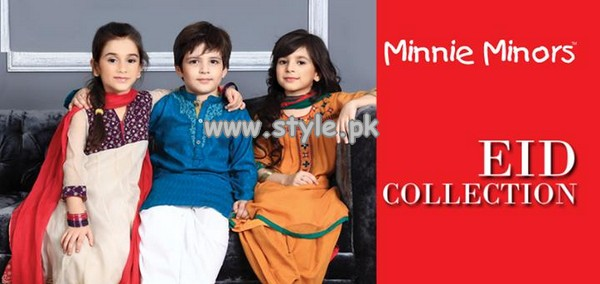 Minnie Minors Eid Collection 2013 For Kids 001