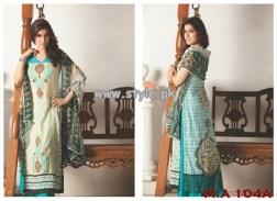 Monsoon Festivana Collection 2013 Volume 2 by Al-Zohaib Textiles 006