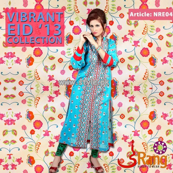 Ni Rang Eid Collection 2013 For Women 006