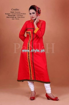 Pankh Eid Collection 2013 For Girls 001