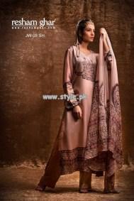 Resham Ghar Eid Collection 2013 For Girls 006