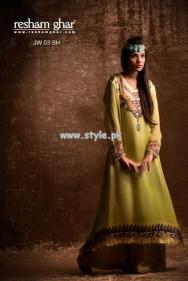 Resham Ghar Eid Collection 2013 For Women 010