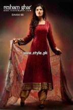 Resham Ghar Eid Dresses 2013 For Girls 003