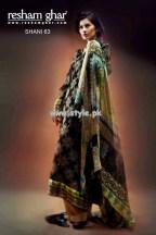 Resham Ghar Eid Dresses 2013 For Women 005