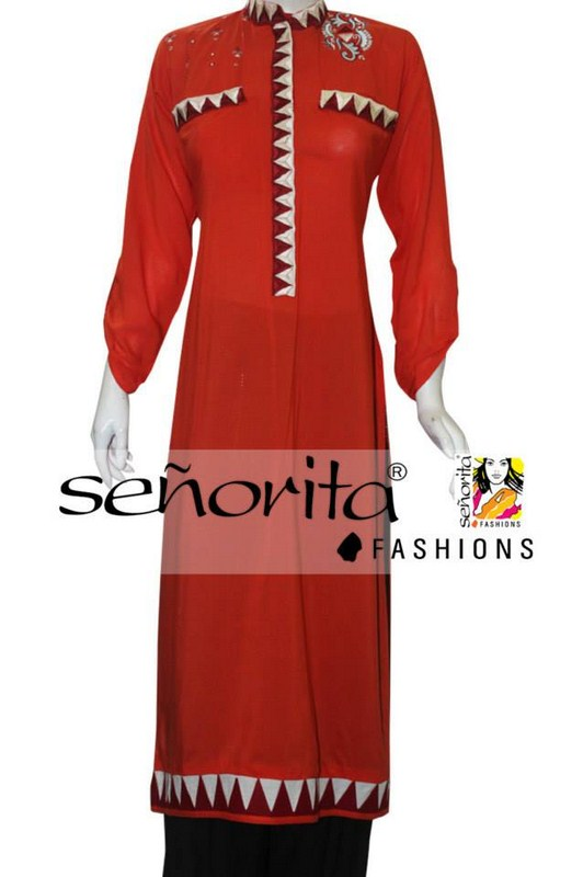 Senorita Fashions Eid Collection 2013 For Women 006