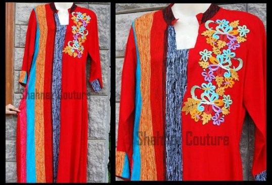 Shahnaz Couture Eid Collection 2013 For Women 004