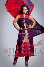 Silkasia Chiffon Dresses 2013 for Women 004