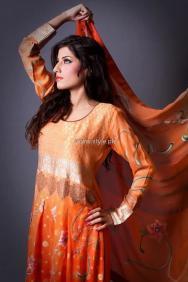 Silkasia Chiffon Dresses 2013 for Women 008