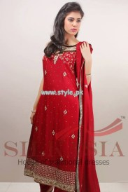 Silkasia Eid Collection 2013 For Girls 002