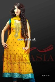 Silkasia Eid Collection 2013 For Women 009