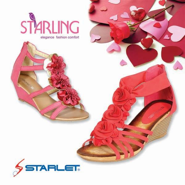 Starlet Shoes Eid Collection 2013 For Women 0012