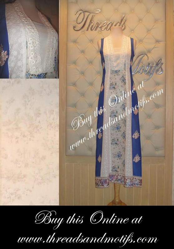 Threads & Motifs Eid Collection 2013 For Women 09