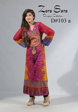 Zara Sara Collection 2013 by Dawood Lawns 015