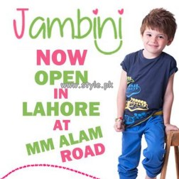 Jambini Kids Dresses Collection 2013 For Summer 001