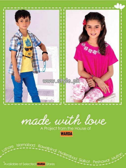 Jambini Kids Wear Collection 2013 For Summer 005