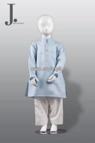 Junaid Jamshed Kurta Shalwar Designs 2013 For Boys 001