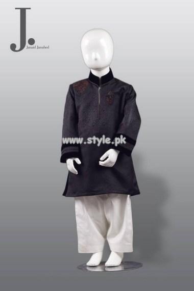 Junaid Jamshed Kurta Shalwar Designs 2013 For Boys 005