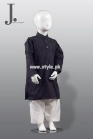 Junaid Jamshed Kurta Shalwar Designs 2013 For Kids 010