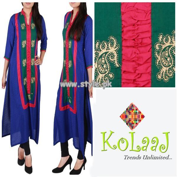 Kolaaj Casual Wear Collection 2013 For Girls 002