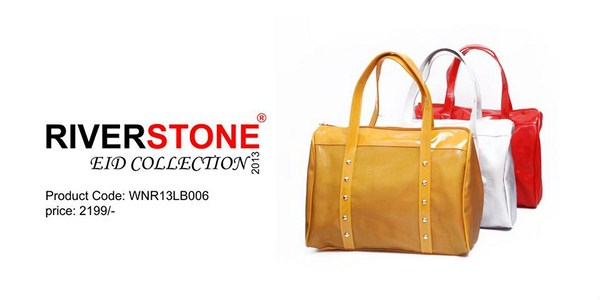 Riverstone Eid Handbags Collection 2013 For Women 0015