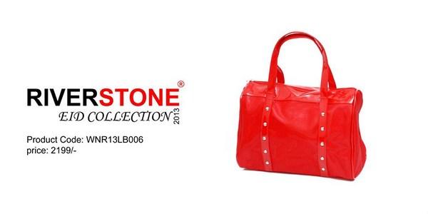 Riverstone Eid Handbags Collection 2013 For Women 003