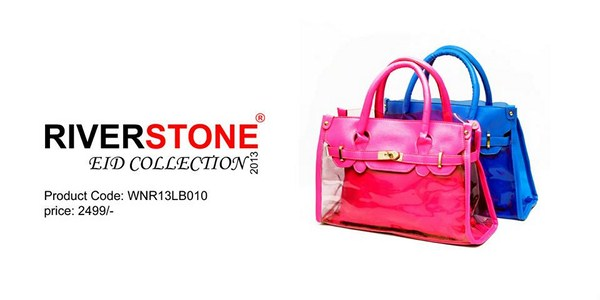 Riverstone Eid Handbags Collection 2013 For Women 006