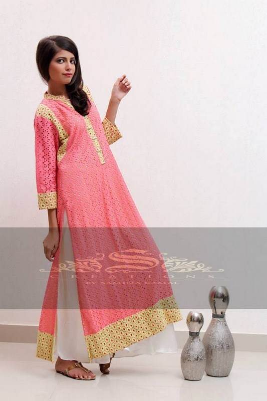 S-Creations By Samina Kamal Casual Wear Collection 2013 For Women 002