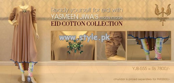 Yasmeen Jiwa Eid Collection 2013 For Women 006