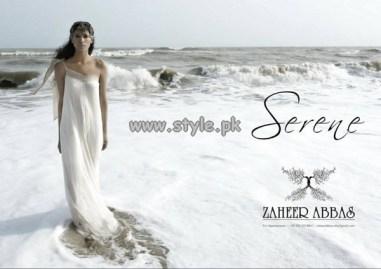 Zaheer Abbas Serene Collection 2013 For Women 002