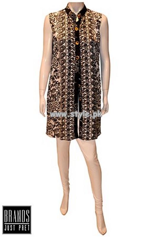 Zari Faisal Tunic Collection 2013 For Girls 003