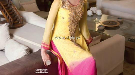 Ahsan Hussain 2013 New Formal and Bridal Wear Collection