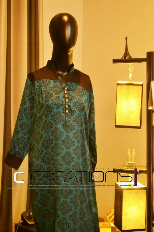 Creation Fall Collection 2013 For Women 0012