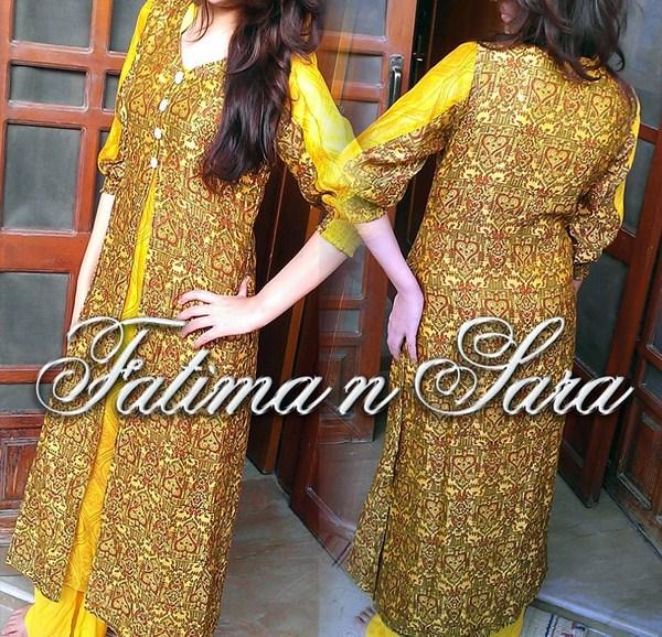 Fatima N Sara Eid- Ul-Azha Collection 2013 For Women 004