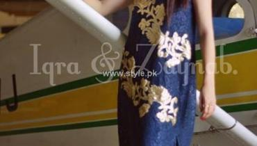 Iqra & Zaynab Fall Collection 2013 for Girls