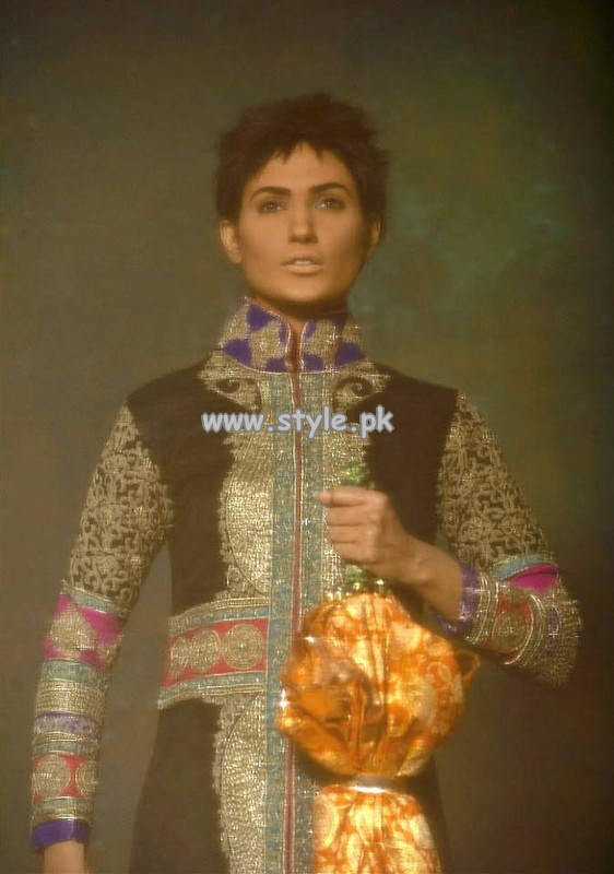 Mehdi Fall Collection 2013 For Women 004