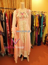 Nadya Visage Party Wear Dresses 2013 For Women 006