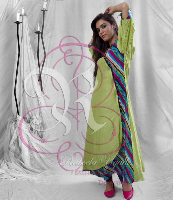 Rabeela Uqaili Fall Collection 2013 For Women 005