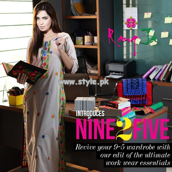 Rang Ja Nine2Five Collection 2013 For Girls 002