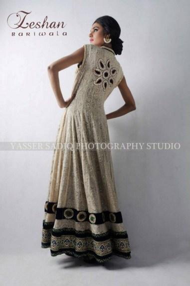Zeshan Bariwala Formal Dresses 2013 For Women 002