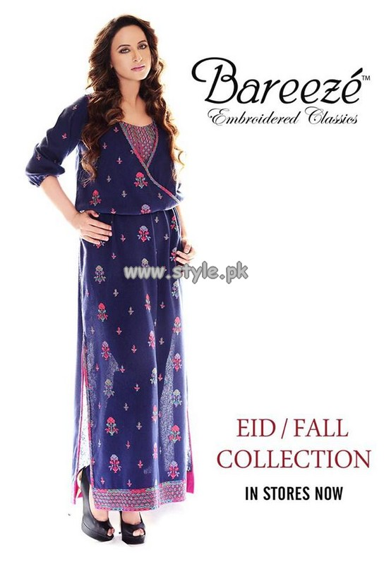 Bareeze Eid Fall Collection 2013 For Women 005