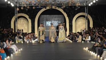 Fahad Hussayn Dresses at PFDC L'Oreal Paris Bridal Week 2013