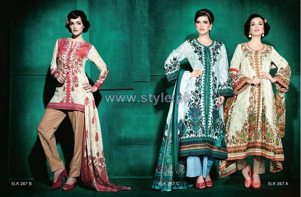 Five Star Textile Fall Winter Collection 2013 For Women10