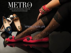 Metro Shoes Winter Collection 2013 For Women7