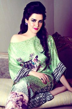 Mina Hasan Digital Prints 2013 for Women 004