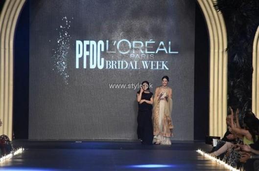 Misha Lakhani Bridal Dresses 2013 at PFDC L'Oreal Paris Bridal Week 005