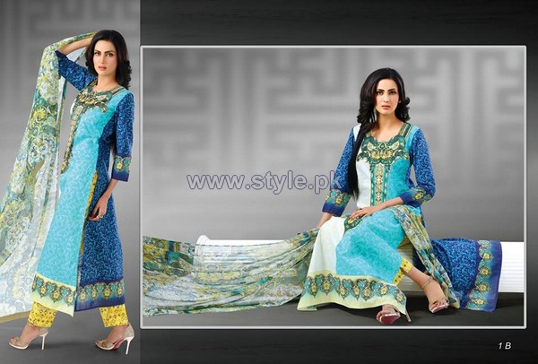 Popular Style Cambric Winter Collection 2013 For Women7